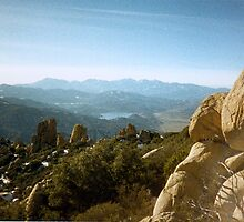 From The Top of The Pinnacles by Bearie23