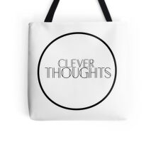 Clever Thoughts Tote Bag