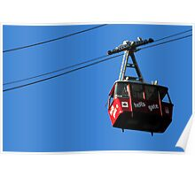 Airtram at Hell's Gate Fraser Valley Poster
