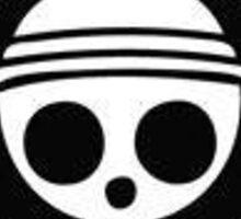 Straw Hat Pirates Bumper Sticker Sticker