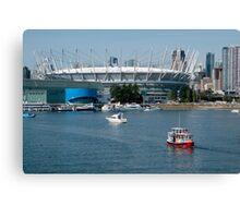 BC Place Sports Venue Canvas Print