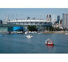 BC Place Sports Venue Photographic Print