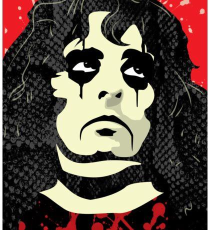 Alice Cooper Sticker