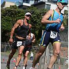 Kingscliff Triathlon 2011 Run leg P011 by Gavin Lardner