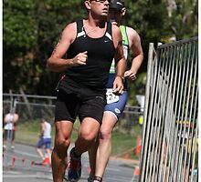 Kingscliff Triathlon 2011 Run leg P025 by Gavin Lardner
