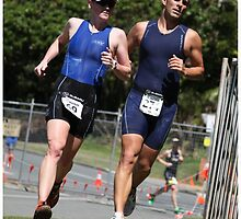 Kingscliff Triathlon 2011 Run leg P054 by Gavin Lardner