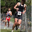 Kingscliff Triathlon 2011 Run leg P077 by Gavin Lardner
