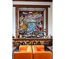 PTown Sushi Bar Photographic Print