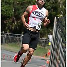 Kingscliff Triathlon 2011 Run leg P098 by Gavin Lardner
