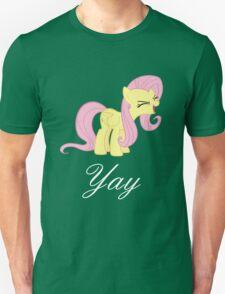 Fluttershy yay T-Shirt