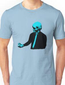 Deathwatch - Cyan Unisex T-Shirt