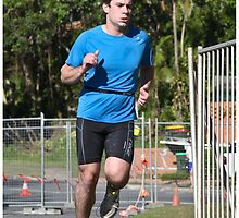 Kingscliff Triathlon 2011 Run leg P228 by Gavin Lardner