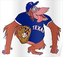 Texas 'Rangers Poster