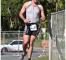 Kingscliff Triathlon 2011 Run leg P235 by Gavin Lardner