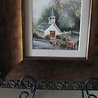 Chapel at Blackberry Farm Hotel  by JeffeeArt4u