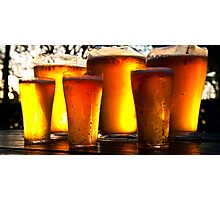 Cool Pints Photographic Print
