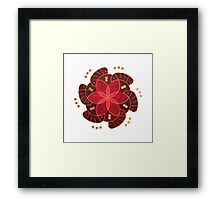 Ishq (Passion) Framed Print