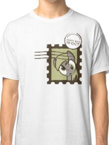 Derpy Mail Classic T-Shirt
