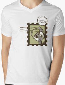 Derpy Mail Mens V-Neck T-Shirt