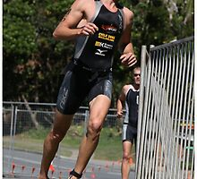 Kingscliff Triathlon 2011 Run leg P529 by Gavin Lardner