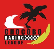 Chocobo Racing League Kids Tee