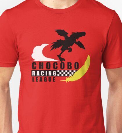 Chocobo Racing League Unisex T-Shirt