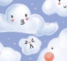 Cloud Family - Sticker Sticker