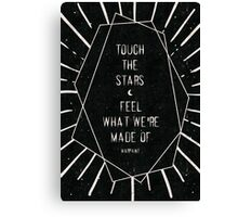 Touch the Stars Canvas Print