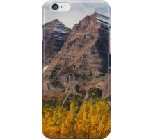 Maroon Bells  iPhone Case/Skin