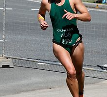Kingscliff Triathlon 2011 Run leg C065 by Gavin Lardner