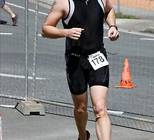 Kingscliff Triathlon 2011 Run leg C077 by Gavin Lardner