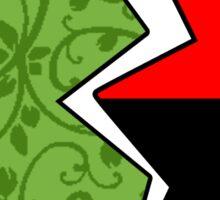Poison Ivy & Harley Quinn Sticker