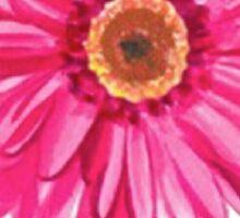 Trilogy Flower Sticker