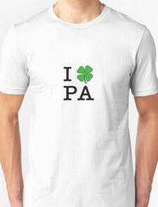 I (Club) PA (black letters) T-Shirt