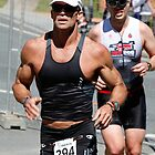 Kingscliff Triathlon 2011 Run leg C0101 by Gavin Lardner