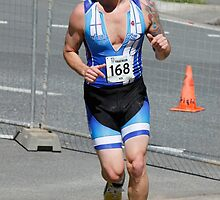 Kingscliff Triathlon 2011 Run leg C0110 by Gavin Lardner