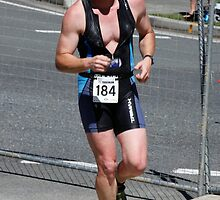 Kingscliff Triathlon 2011 Run leg C0113 by Gavin Lardner