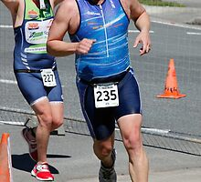 Kingscliff Triathlon 2011 Run leg C0115 by Gavin Lardner