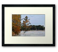Lake Galve 2 Framed Print