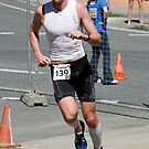 Kingscliff Triathlon 2011 Run leg C0126 by Gavin Lardner