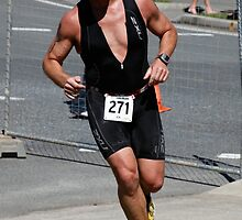 Kingscliff Triathlon 2011 Run leg C0127 by Gavin Lardner
