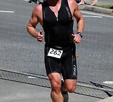 Kingscliff Triathlon 2011 Run leg C0130 by Gavin Lardner