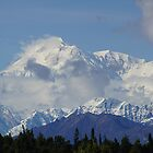 Mt McKinley, Alaska by Braedene
