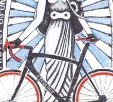 Madonna Del Ghisallo Sticker