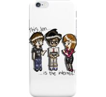 This Jen is the internet- IT Crowd iPhone Case/Skin
