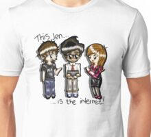 This Jen is the internet- IT Crowd Unisex T-Shirt