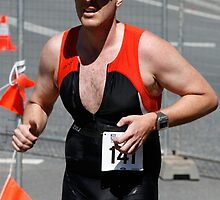 Kingscliff Triathlon 2011 Run leg C0140 by Gavin Lardner