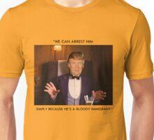 M. Donald T Unisex T-Shirt