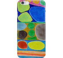 Precious Things in Colourful Stripes iPhone Case/Skin