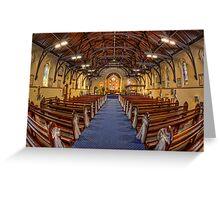 All Saints Church • Brisbane Greeting Card